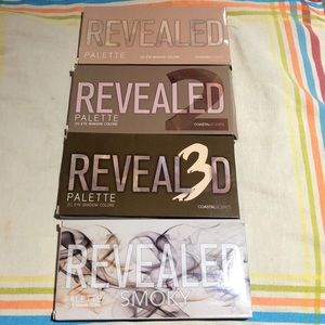 🔥 4 COSTAL SCENTS EYESHADOW PALETTES🔥